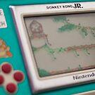 Nintendo game & watch - Donkey Kong by billlunney