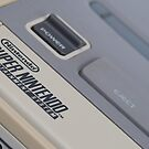 Super Nintendo (SNES) by billlunney