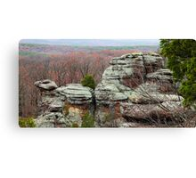 Camel Rock Canvas Print