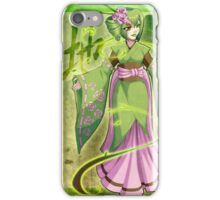 Mages of the Elements .:. Earth iPhone Case/Skin