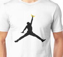 Jumping Banana Unisex T-Shirt