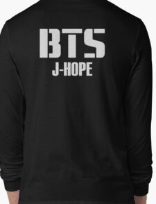 BTS/Bangtan Boys - J-Hope Long Sleeve T-Shirt