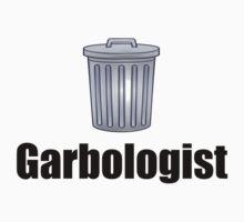 Garbologist Funny Garbage Man Shirt by DesignMC