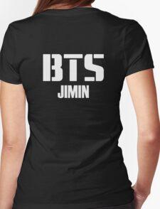 BTS/Bangtan Boys - Jimin Womens Fitted T-Shirt
