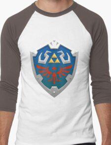 Link's Shield Men's Baseball ¾ T-Shirt