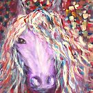 Rainbow Horse  by Mary Sedici