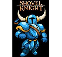 Shovel knight!!! Photographic Print