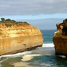 Loch Ard Gorge - Australia by Chris Chalk