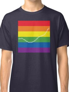 guilty gay pride family guy Classic T-Shirt