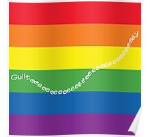 guilty gay pride family guy Poster