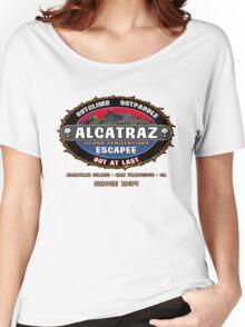 Alcatraz Escapee Women's Relaxed Fit T-Shirt