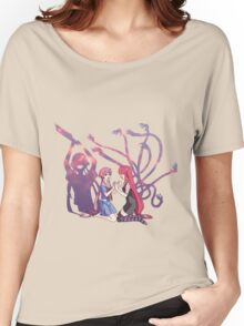 future diary mirai nikki elfen lied lucy yuno gasai anime manga shirt Women's Relaxed Fit T-Shirt