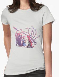 future diary mirai nikki elfen lied lucy yuno gasai anime manga shirt T-Shirt