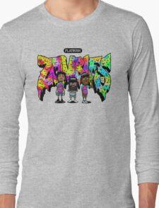 Flatbush Zombies 3 Long Sleeve T-Shirt