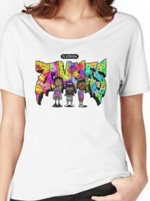 Flatbush Zombies 3 Women's Relaxed Fit T-Shirt