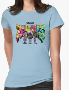 Flatbush Zombies 3 Womens Fitted T-Shirt