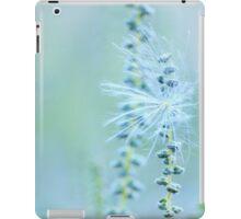 a wisp of a breeze iPad Case/Skin