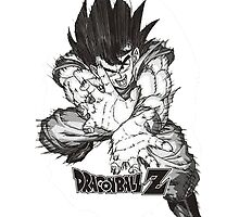 dragon ball z by rendrata88