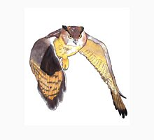 European Eagle Owl Unisex T-Shirt