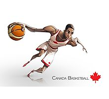 Andrew Wiggins - Canada Basketball Photographic Print