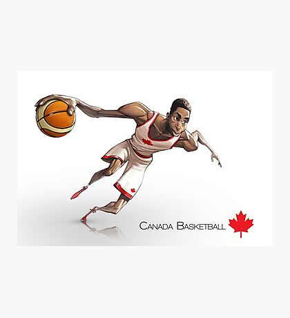Andrew Wiggins - Canada Basketball Photographic Print