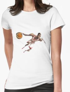 Andrew Wiggins - Canada Basketball Womens Fitted T-Shirt