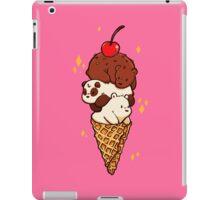 We Bare Ice-Cream iPad Case/Skin