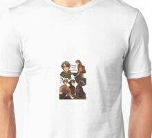 Sirius Black and Remus Lupin Unisex T-Shirt