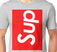 "Supreme style ""sup"" Unisex T-Shirt"