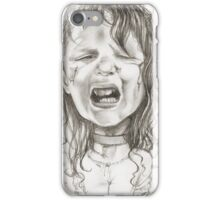 Walking Dead 'Penny' gourmet caricature by Sheik iPhone Case/Skin