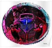 Moonshine Runner Poster