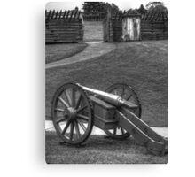 Fort Ligonier Canvas Print