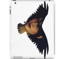 Morrigan (raven) iPad Case/Skin