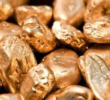 gold nuggets by bashta