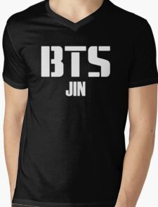 BTS/Bangtan Boys - Jin Mens V-Neck T-Shirt