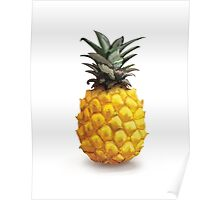 Pineapple Painting Poster