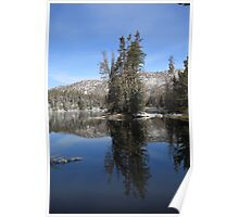 Yellowstone National Park - Lake Poster