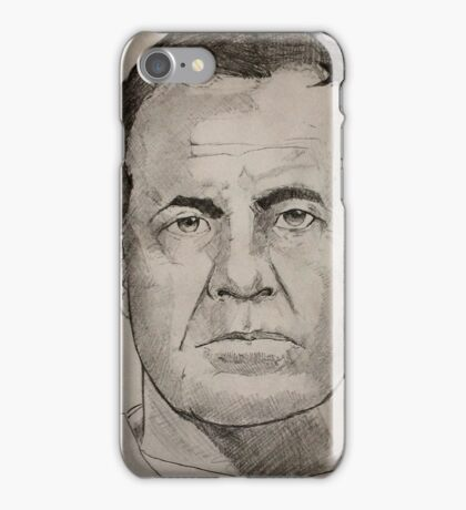 The Hood-Bill Belichick iPhone Case/Skin