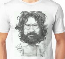 'Jerry' gourmet caricature by Sheik Unisex T-Shirt