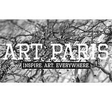 """ART PARIS Developer"" Photographic Print"
