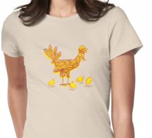 brood  Womens Fitted T-Shirt
