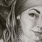 me. Gypsy Lady. by evon ski