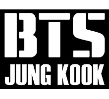 BTS/Bangtan Boys - Jungkook Photographic Print
