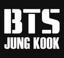 BTS/Bangtan Boys - Jungkook Kids Tee