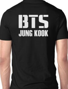 BTS/Bangtan Boys - Jungkook Unisex T-Shirt