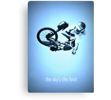 The Sky's The Limit Canvas Print