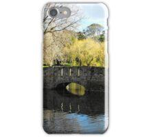 Botanical Gardens in Warrnambool iPhone Case/Skin