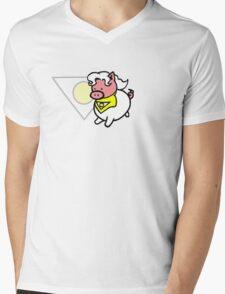 Apollo Pig! Mens V-Neck T-Shirt