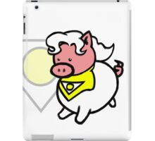 Apollo Pig! iPad Case/Skin