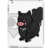 Midnighter Pig! iPad Case/Skin